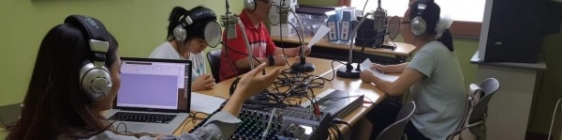 즐거운 라디오 제작 프로그램 성모FM~!