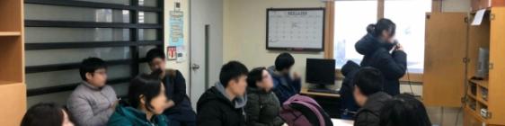 노래방 동아리 활동 '내가 제일 잘나가~'