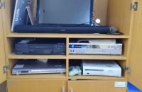 노래방기기,비디오기기,게임기,스피커등을 사용할수 있습니다.